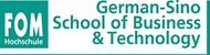 Logo FOM German-Sino School of Business & Technology