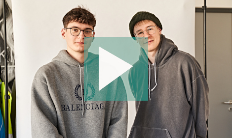 Podcast Start-up Studenten