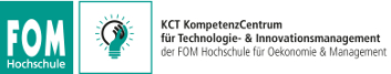 Logo KCT KompetenzCentrum für Technologie- und Innovationsmanagement